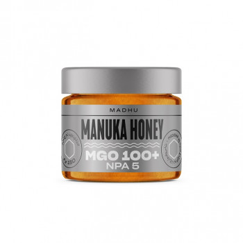 Madhu Manuka Honey MGO 100 -150gm