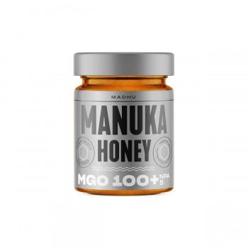 Madhu Manuka Honey MGO100 - 250gm