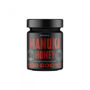 Madhu Manuka Honey MGO800 - 250gm