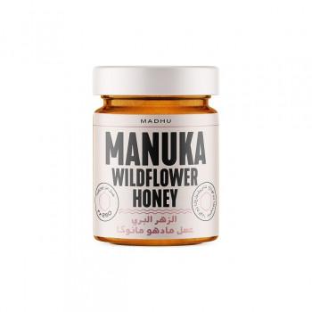 Madhu Manuka Honey & Wild Flowers - 250gm